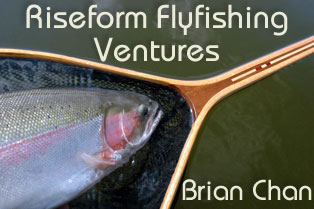 Riseform Flyfishing Ventures logo